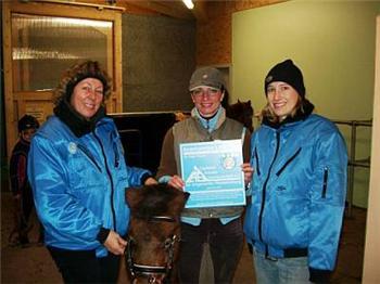 LAG Auszeichnung für hervorragende und artgerechte Pferdehaltung